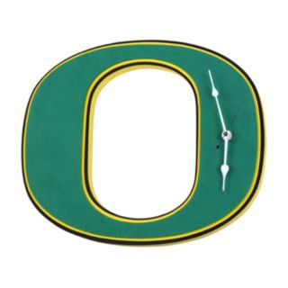 Oregon Ducks 3D Foam Wall Clock