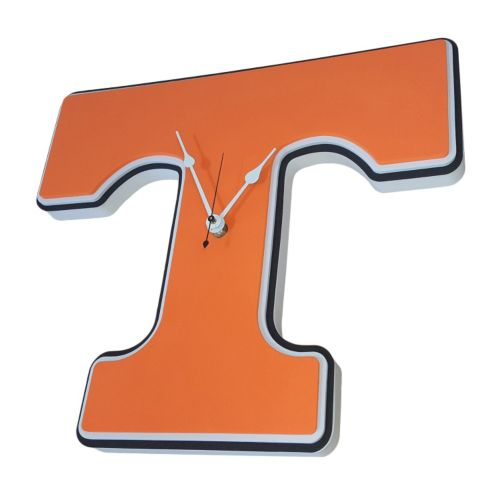 Tennessee Volunteers 3D Foam Wall Clock