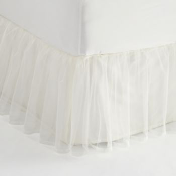 LC Lauren Conrad Tulle Bed Skirt