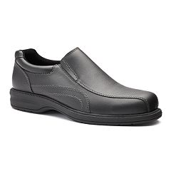 Croft & Barrow® Men's Ortholite Bicycle-Toe Slip On Dress Shoes