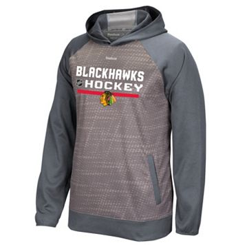 Men's Reebok Chicago Blackhawks Center Ice Pullover