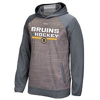 Men's Reebok Boston Bruins Center Ice Pullover