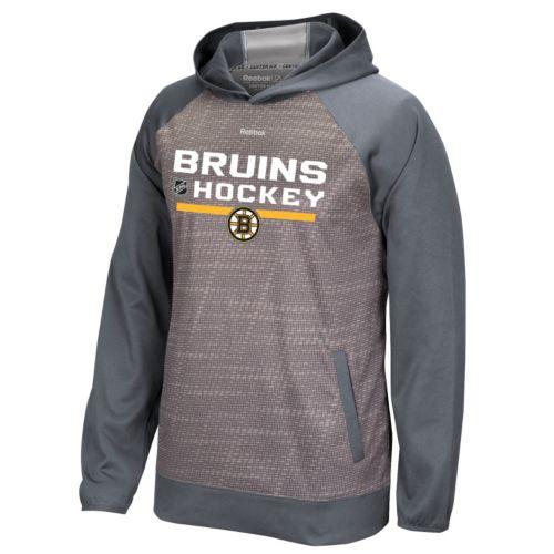 Men's Reebok Boston Bruins Center Ice Pullover