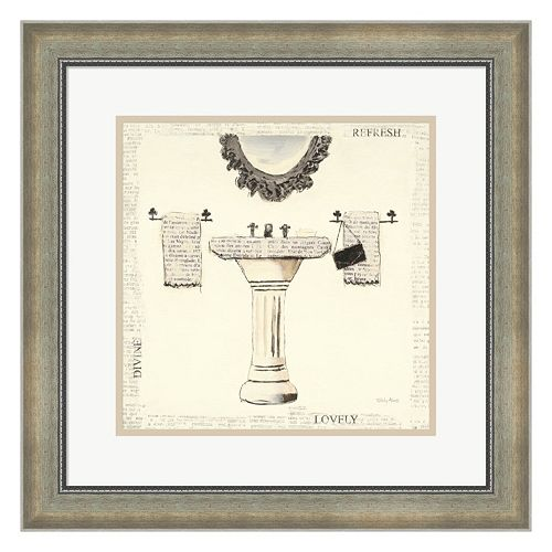 Metaverse Art Emily's Boudior II Framed Wall Art