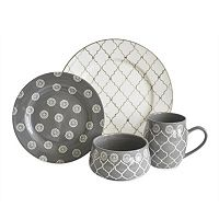 Baum Moroccan 16-pc. Dinnerware Set