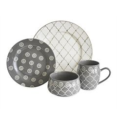 Baum Moroccan 16 pc Dinnerware Set