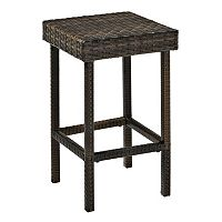 Palm Harbor Outdoor Wicker Counter Stool 2 pc Set