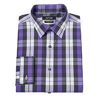 Men's Apt. 9® Modern-Fit Patterned Stretch Dress Shirt
