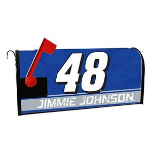 Jimmie Johnson Magnetic Mailbox Cover