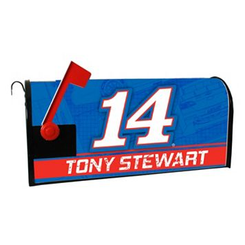 Tony Stewart Magnetic Mailbox Cover