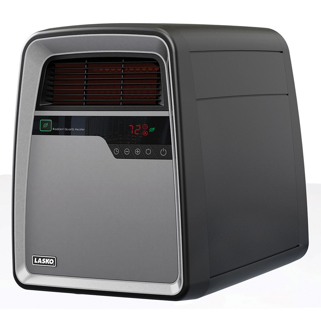 Lasko Heat Exchanger Infrared Quartz Space Heater