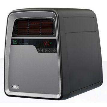 Lasko Heat Exchanger Infrared Quartz Space Heater