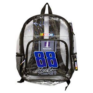 Dale Earnhardt, Jr. Clear Backpack