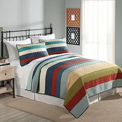 Horizon 3-piece Quilt Set