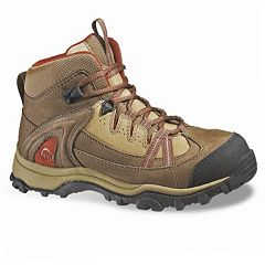 Wolverine Maggie Women's Mid-Top Steel-Toe Work Boots by