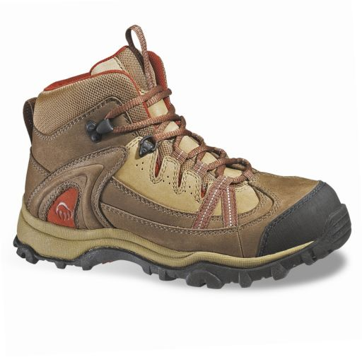 Wolverine Maggie Women's Mid-Top Steel-Toe Work Boots