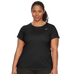 Plus Size Nike EXT Miler Dri-FIT Crewneck Running Tee