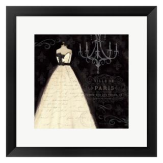 Metaverse Art French Couture I Framed Wall Art