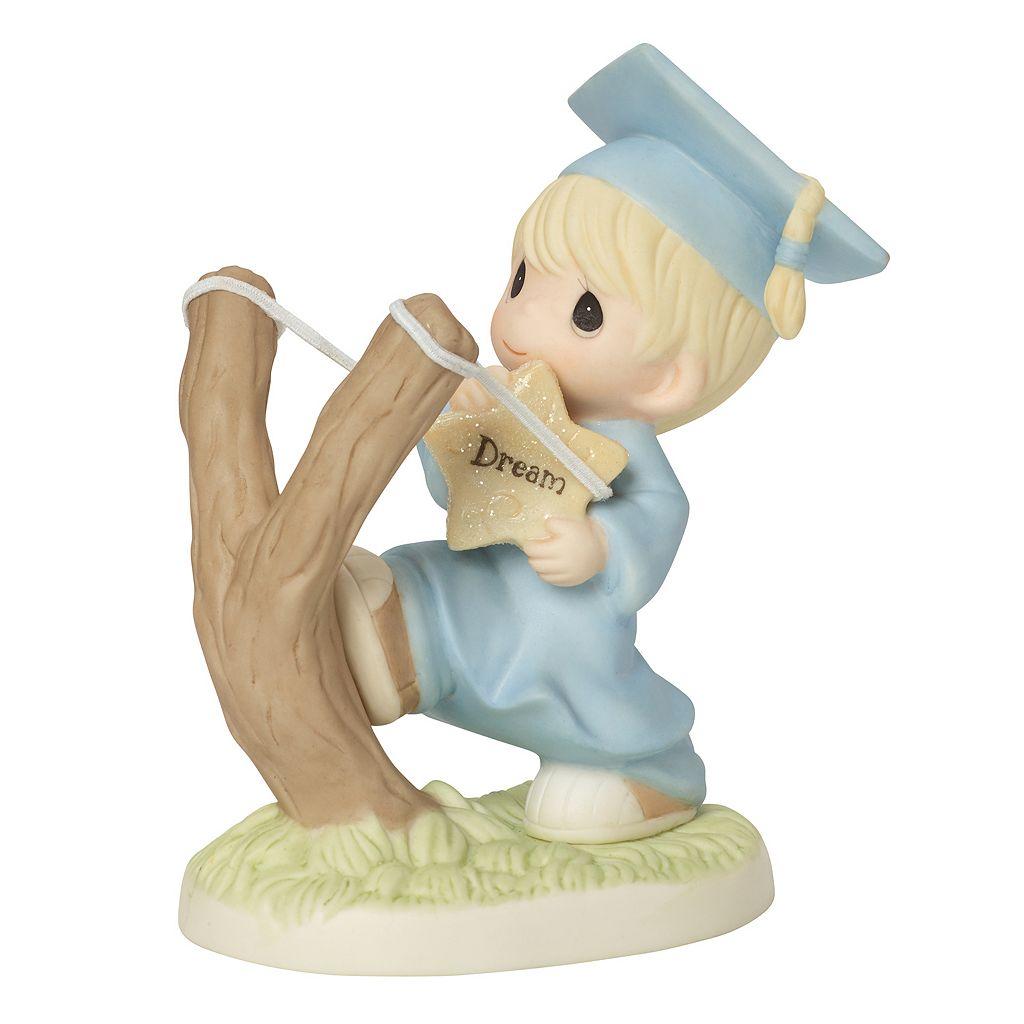 Precious Moments Graduation Boy Figurine