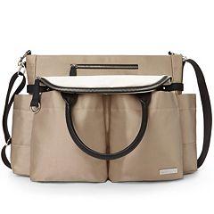 Skip Hop Chelsea Downtown Chic Diaper Bag Satchel  by
