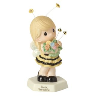 """Precious Moments Cute As Can Bee """"You're Bee-autiful"""" Figurine"""