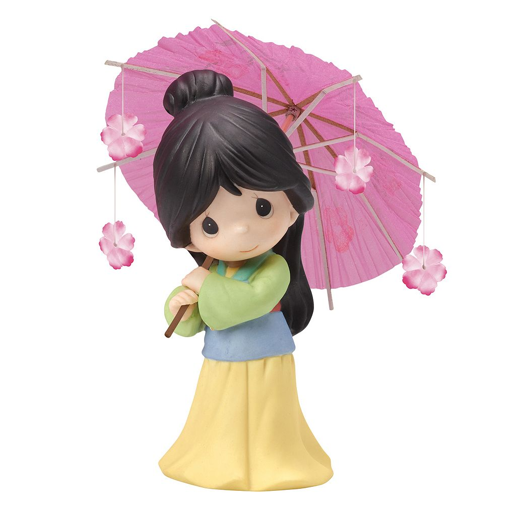 Disney Princess Mulan Figurine by Precious Moments