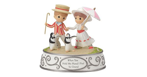 Toys For Mary Poppins : Disney s mary poppins musical figurine by precious moments