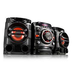LG 230W X-BOOM Hi-Fi Audio System (CM4360)
