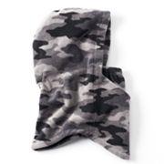 Boys Tek Gear® 4-in-1 WarmTek Microfleece Hood