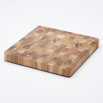 Food Network™ 12-in. Acacia Wood Chopping Board