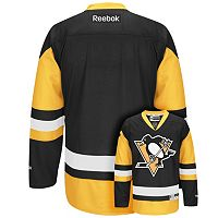 Men's Reebok Pittsburgh Penguins Team Jersey