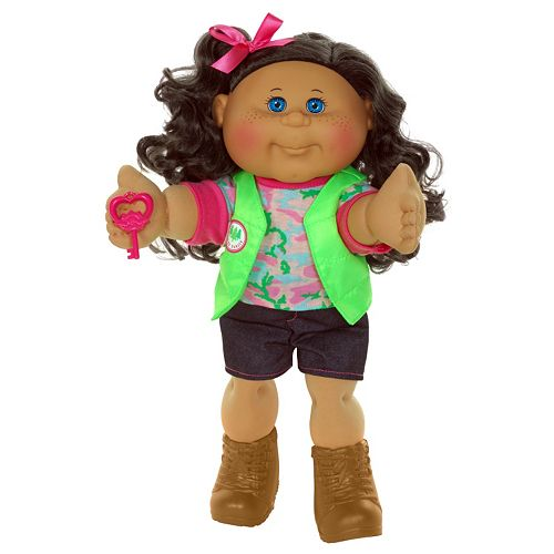 Cabbage Patch Kids 14-in. Adventure Doll