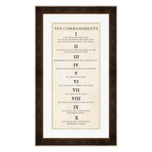 Metaverse Art Ten Commandments...