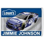 Jimmie Johnson Deluxe Two-Sided Flag