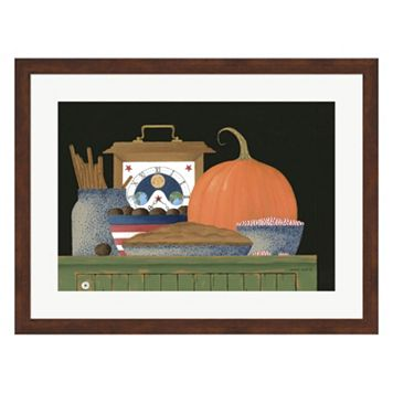 Metaverse Art Giving Thanks Framed Wall Art