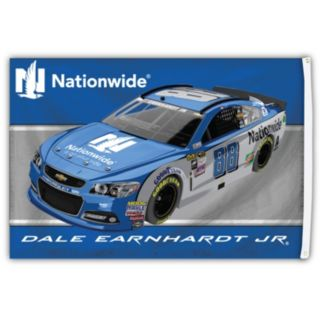 Dale Earnhardt, Jr. Deluxe Two-Sided Flag