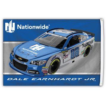 Dale Earnhardt, Jr. Deluxe Two-Sided Flag