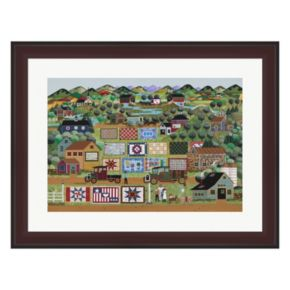 Metaverse Art Quilts For Sale Framed Wall Art