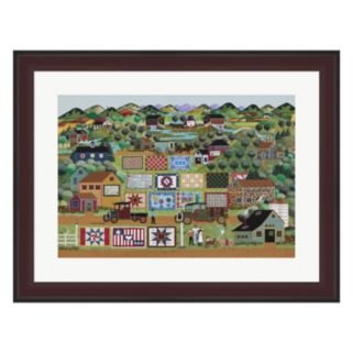 Metaverse Art Quilts For Sale Framed Wall Art