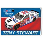 Tony Stewart Deluxe Two-Sided Flag