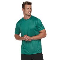 Men's Tek Gear® Embossed Core Performance DryTek Tee