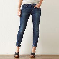 Women's SONOMA Goods for Life™ Faded Boyfriend Jeans