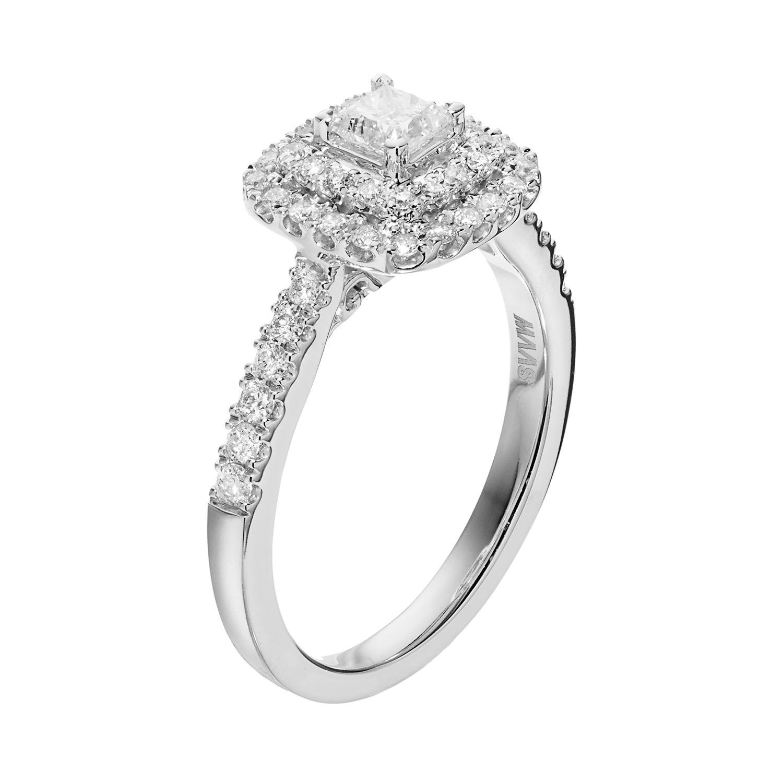Simply Vera Vera Wang Diamond Engagement Rings Rings Jewelry