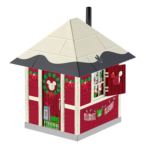Disney's Mickey Mouse Mickey's Christmas RR Shanty by Lionel Trains