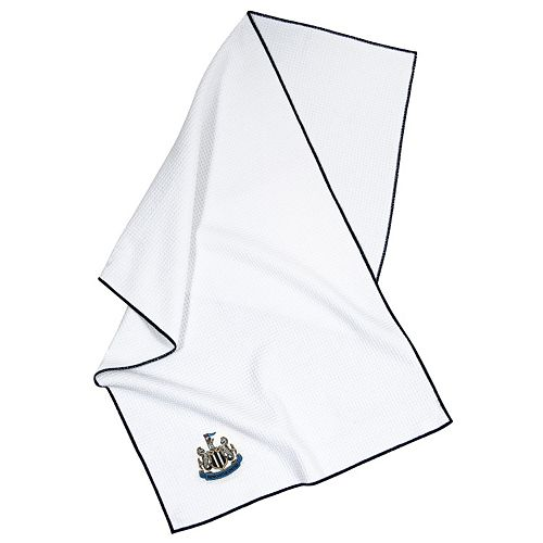 Team Effort Newcastle United FC Waffle-Weave Microfiber Golf Towel
