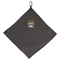 Team Effort Manchester City FC Microfiber Golf Towel