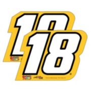 Kyle Busch 2-Pack Jumbo Number Magnet Set