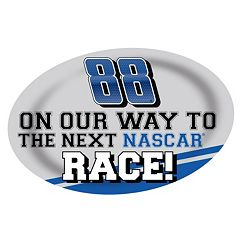 Dale Earnhardt, Jr. Jumbo Race Day Magnet