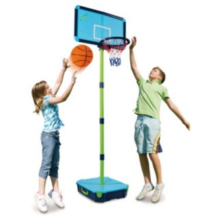 Mookie All-Surface Basketball Hoop