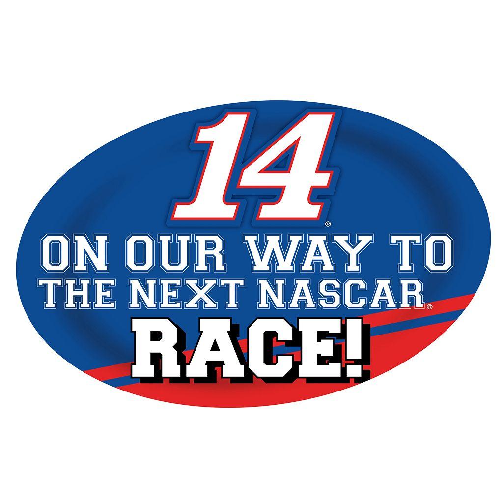 Tony Stewart Jumbo Race Day Magnet